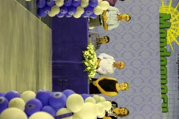 Cerimônia de formatura dos alunos do ensino fundamental 2014