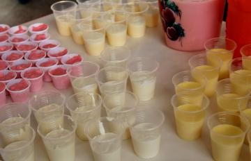 Curso gratuito de manejo de leite e derivados