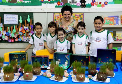Mostra Cultural da Escola Municipal Gilson Belani