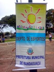 Departamento de Esportes realiza recreação em comemoração à Páscoa