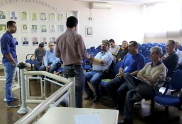Reunião Ordinária do Conselho Municipal de Meio Ambiente