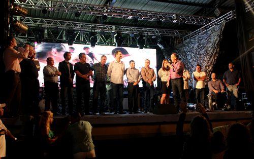 Terceiro dia da 6ª Festa Nacional do Porco na Lata