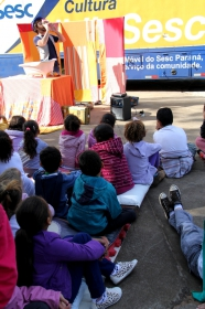 Escola Municipal Gilson Belani - BiblioSESC