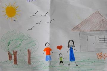 Semana da Família 2014 - Atividades do C.M.E.I Menino Jesus