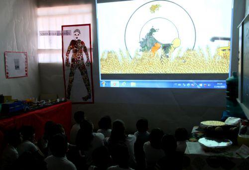 Feira do Conhecimento do C.M.A.P.C. Durvalino Mattos Medrado