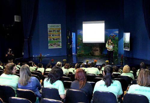Projeto Semeando o Verde em Mandaguaçu
