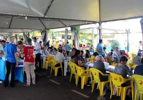Quarto dia da 6ª Festa Nacional do Porco na Lata