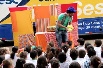 Escola Municipal Santo Carraro - BiblioSESC