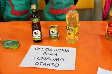 Feira Cultural do C.M.E.I Natalina Bernardes Bacchi