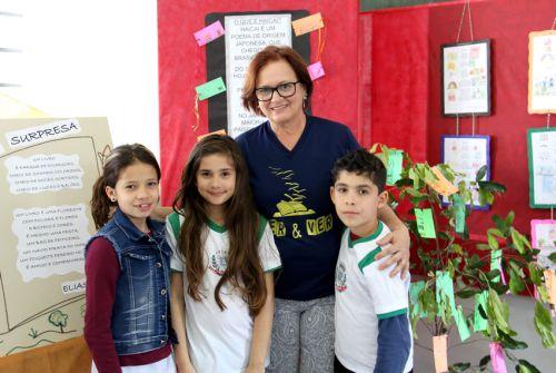 Feira Cultural da Escola Municipal Gilson Belani