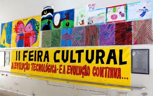 II Feira Cultural da Escola Manoela Rosalina Mazzei da Silva