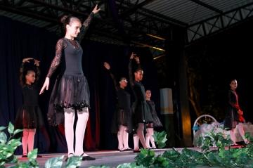 Espetáculo de ballet