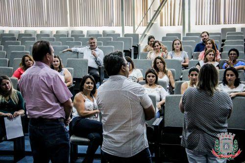Departamento de Educação realiza primeira reunião do ano