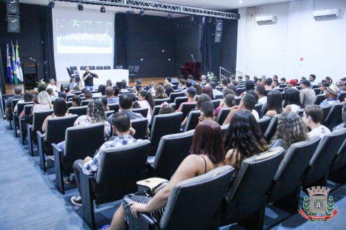 Mandaguaçu implanta Projeto Cidadão Mirim