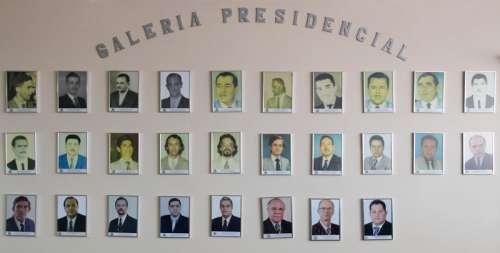 Galeria Presidencial