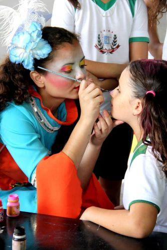 Departamento de Educação e Cultura promove comemoração do Dia das Crianças para os alunos da rede municipal