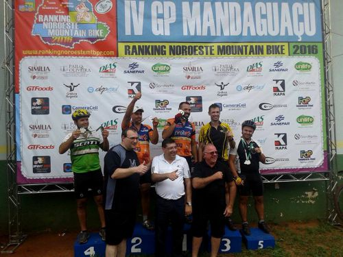 GP Mandaguaçu Mountain Bike 2016