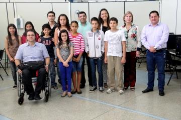 Inauguração do Espaço Cidadão em Mandaguaçu