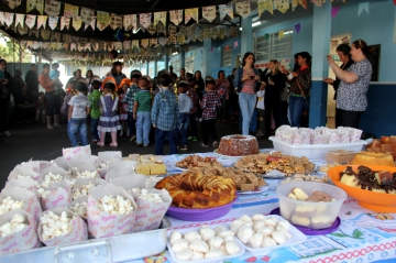 Festa Julina do C.M.E.I Natalina Bacchi