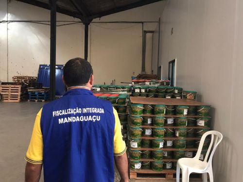 Fiscalização percorre comércios e indústrias em Mandaguaçu