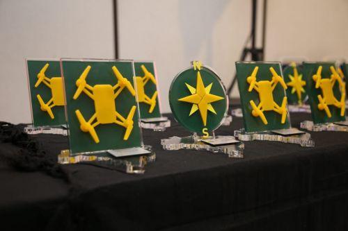 Mandaguaçu recebe premiações de geotecnologia em eventos envolvendo países de toda América Latina