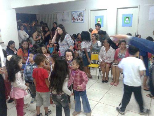 Feira Cultural do C.M.E.I Luiz Gabriel Sampaio