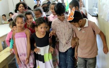 Centro Municipal de Apoio Pedagógico e Convivência Jorge Amado realiza Festa Junina