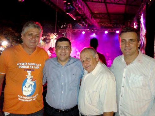 Lançamento do Porco na Lata 2015