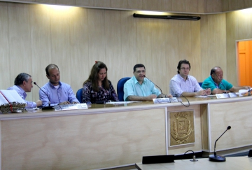 Audiência pública para avaliação/demonstração das Metas Fiscais do 1º Quadrimestre de 2015
