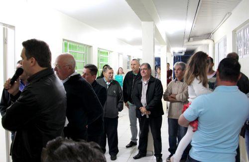 Inauguração da nova ala e remodelação do Centro Municipal de Educação Infantil Menino Jesus