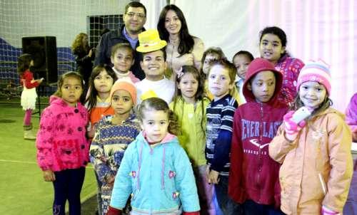 Departamento de Assistência Social realiza mobilização contra a violência infantil