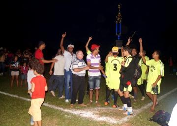 Torneio do Trabalhador 2015 - Fase Final