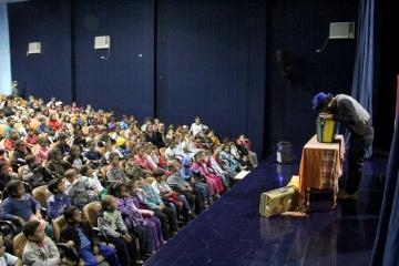 Escola Municipal Barão do Rio Branco e C.M.A.P.C. Durvalino M. Medrado – BiblioSESC