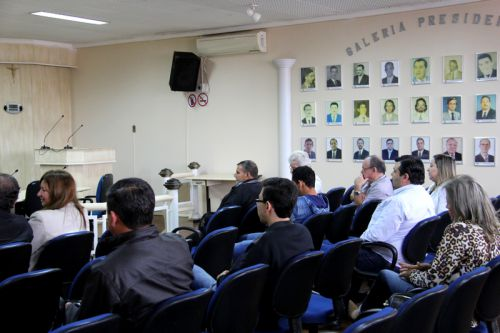 Audiência pública para elaboração da Lei Orçamentária Anual para 2016
