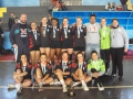 Handebol feminino é vice-campeão nos Jogos da  Juventude do Paraná - Fase Regional