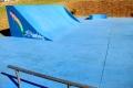 Reforma da pista de skate do Parque Lagoa Dourada