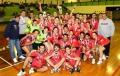 Handebol de Mandaguaçu comemora a vitória dos Jogos Abertos do Paraná