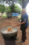 Preparação para a 4ª Festa Nacional do Porco na Lata