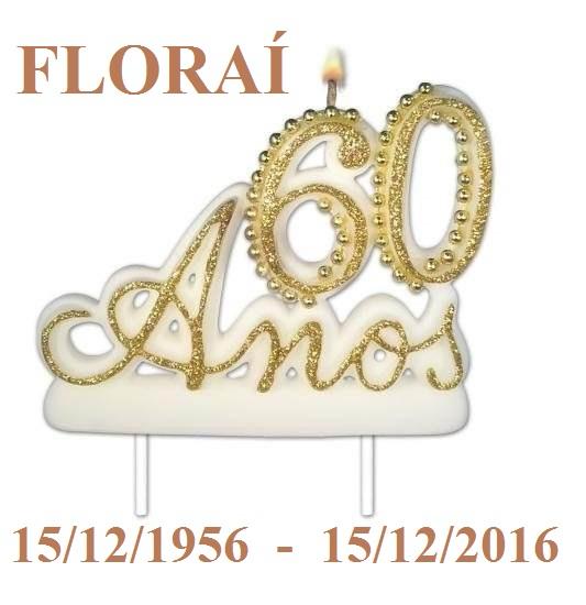 florai 60 anos