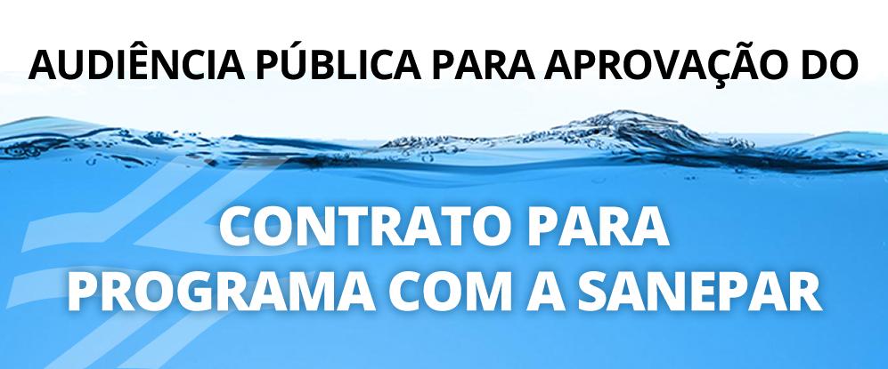 Audiência Publica - Sanepar
