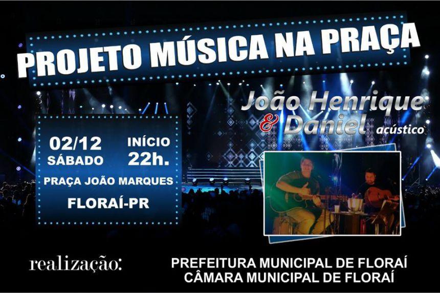 Projeto Musica na Praça