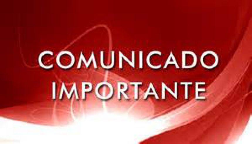 COMUNICADO: Prefeitura suspende publicação de notícias no site