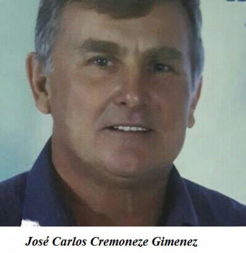 José Carlos Cremoneze Gimenez
