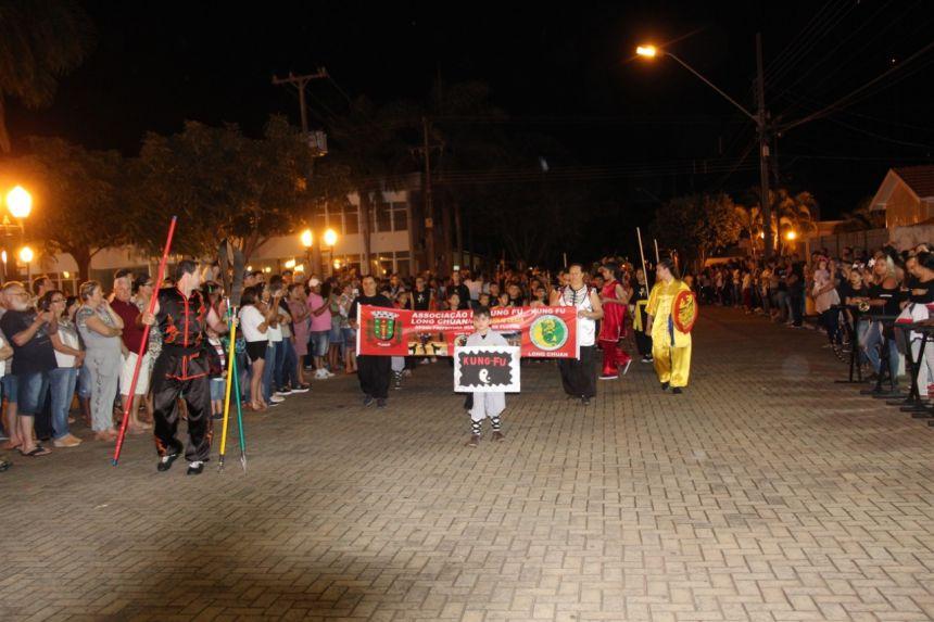 Desfile da Independência do Brasil.