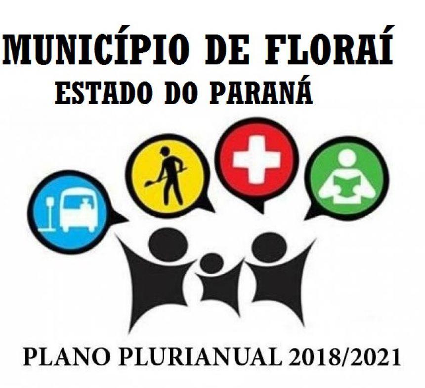 Audiência Pública para elaboração do PPA 2018-2021