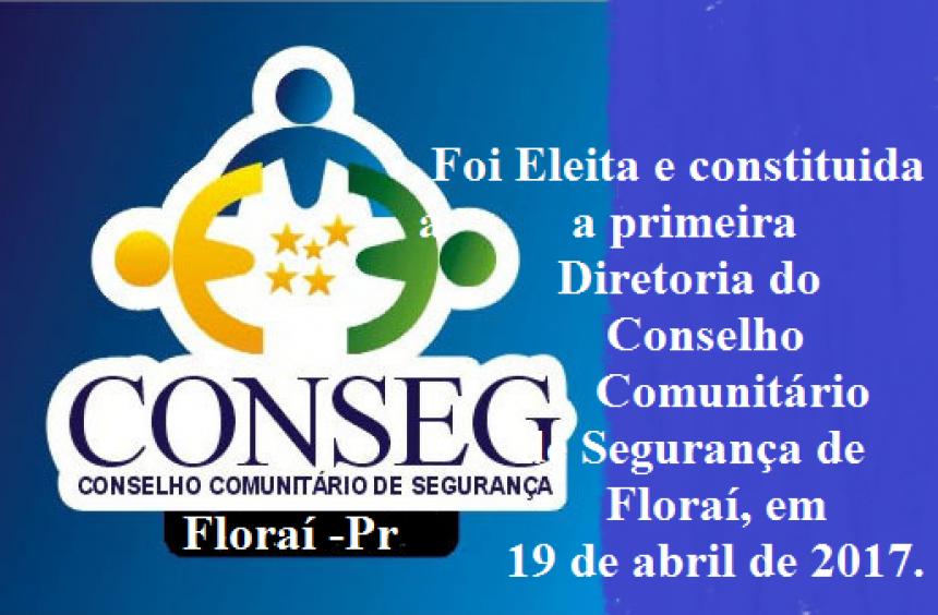 Constítuido Conselho de Segurança em Floraí.