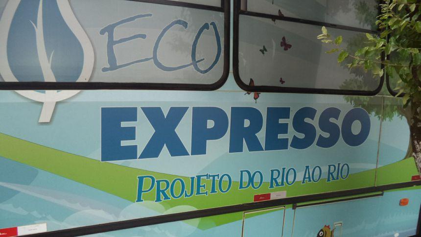 ECO EXPRESSO SANEPAR EM FLORAÍ