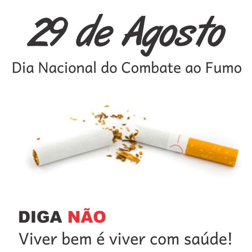 O tabagismo é uma das principais causas de