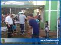 Festa do trabalhador na Vila das Palmas