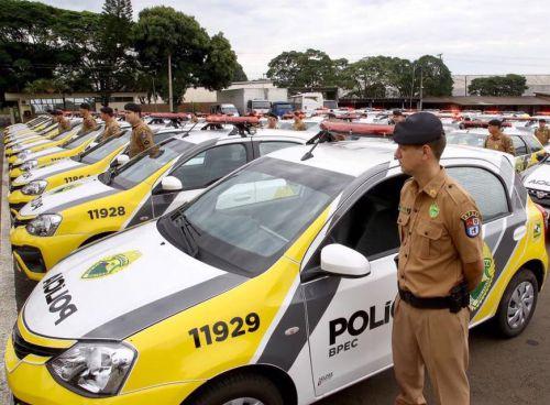 Floraí recebe nova viatura Policial
